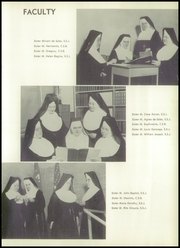 St Matthews High School - Samascript Yearbook (Conshohocken, PA) online yearbook collection, 1957 Edition, Page 17