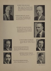 Worcester Polytechnic Institute - Peddler Yearbook (Worcester, MA) online yearbook collection, 1937 Edition, Page 27 of 170