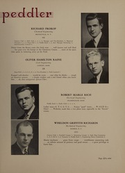 Worcester Polytechnic Institute - Peddler Yearbook (Worcester, MA) online yearbook collection, 1937 Edition, Page 61 of 170