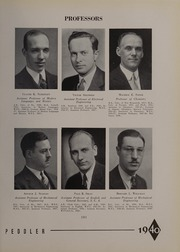 Worcester Polytechnic Institute - Peddler Yearbook (Worcester, MA) online yearbook collection, 1940 Edition, Page 35