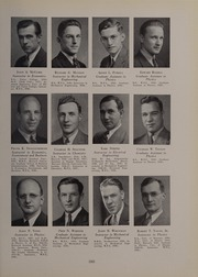 Worcester Polytechnic Institute - Peddler Yearbook (Worcester, MA) online yearbook collection, 1940 Edition, Page 37