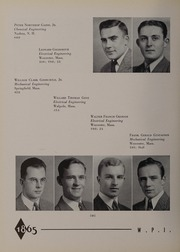 Worcester Polytechnic Institute - Peddler Yearbook (Worcester, MA) online yearbook collection, 1940 Edition, Page 50